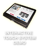 Interactive Touch System Demo